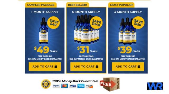 vivaslim-offers