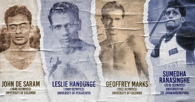 State University Alumni at the Olympics