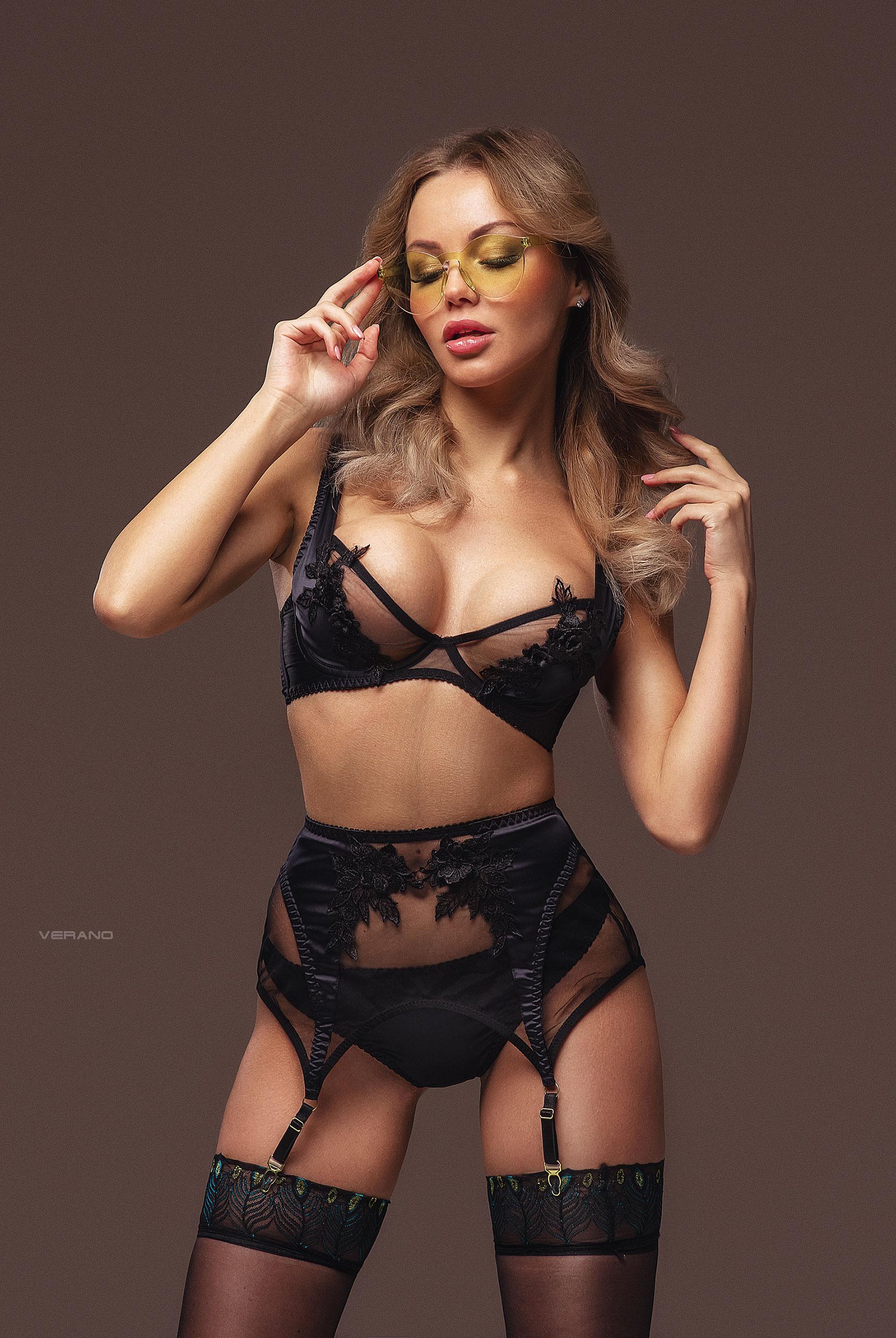 Ангелина в сексуальном нижнем белье Misstease / фото 12