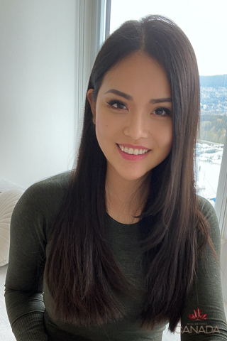 candidatas a miss universe canada 2020. final: 24 oct. Catherine-Chen-2020