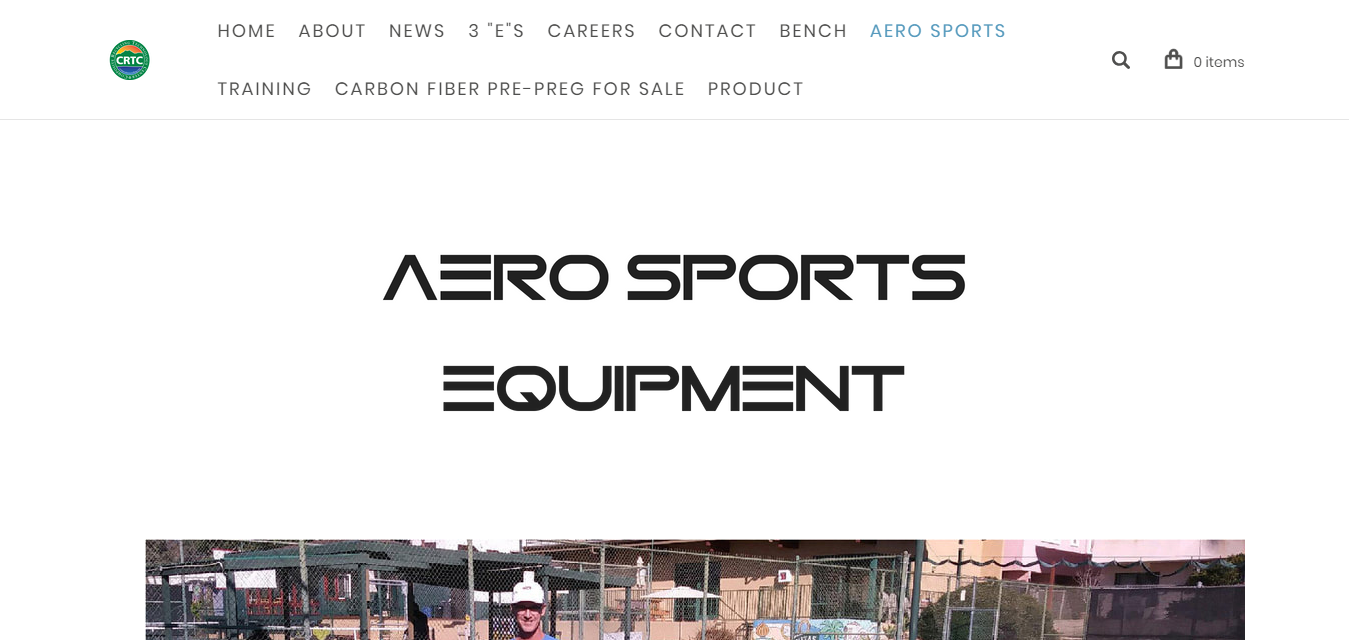 The AeroSports travel product recommended by Risalat on Pretty Progressive.
