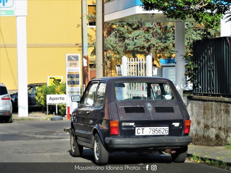 avvistamenti auto storiche - Pagina 25 Fiat-126-650-78-CT795626