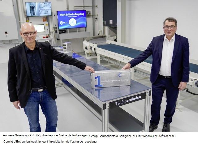 Volkswagen Group Components se lance dans le recyclage des batteries DB2021-AL00150-medium-1