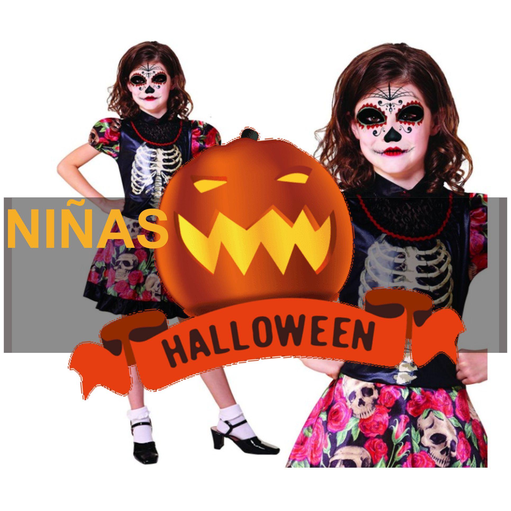 Disfraces para niñas y adolescentes en Halloween 2021