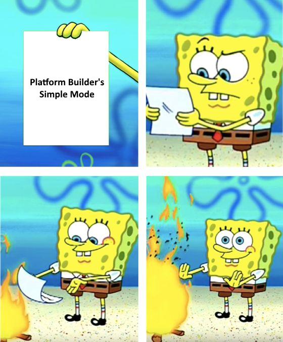 Platform-Builder-Simple-Mode-2