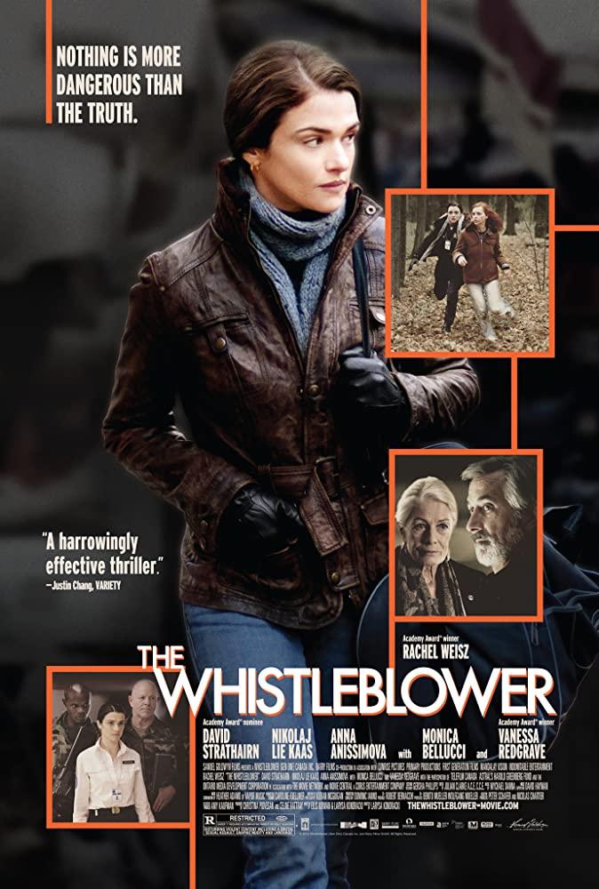 The Whistleblower 2011 Hindi Dual Audio 720p HDRip ESub 750MB   350MB Download