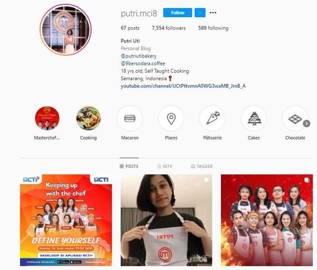 akun-instagram-putri