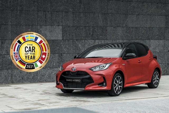 La Toyota Yaris élue Voiture de l'Année 2021  20210301-yaris-coty-key-visual-3x2-new-plate-newsroom-edit-v2