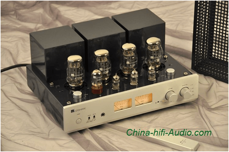 China-hifi-Audio Retails Muzishare Brand New Audiophile Tube Amplifiers Gadgets For Producing Amazing Sound Effects