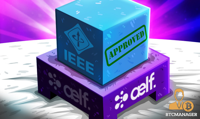 Alibaba-s-Financial-arm-collaborate-with-aelf-to-get-new-Blockchain-Standard-approved-by-the-IEEE-1
