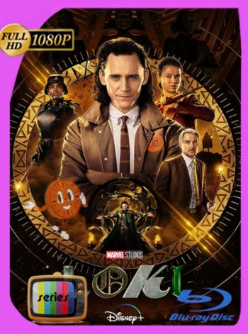 Loki (2021) Temporada 1 DSNP WEB-DL [1080p] Latino [GoogleDrive]