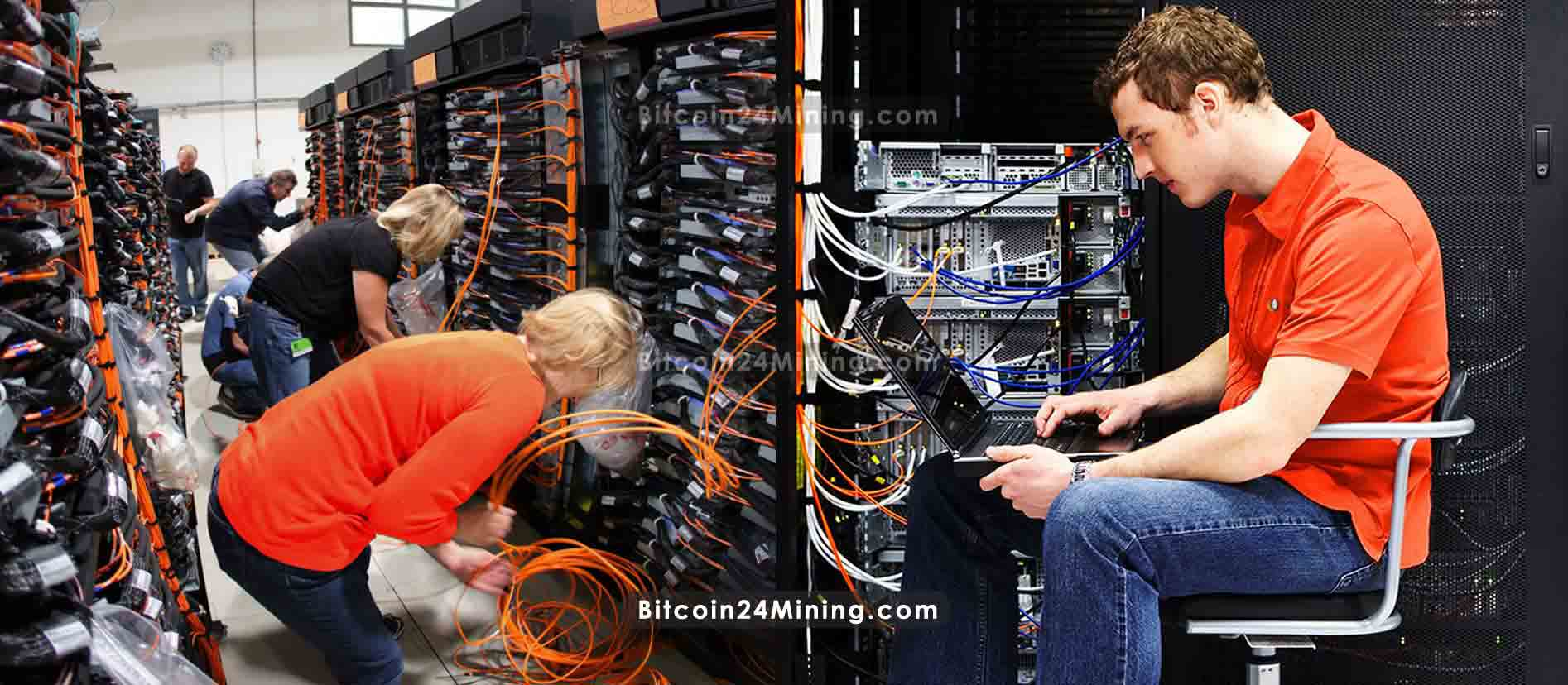 Bitcoin24mining Announces Extra Mining For Free For Its New Members Now