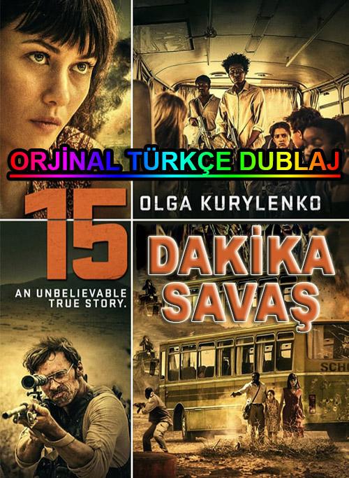 15 Dakika Savaş | 15 Minutes of War | 2019 | BDRip | XviD | Türkçe Dublaj | m720p - m1080p | BluRay | Dual | TR-EN | Tek Link