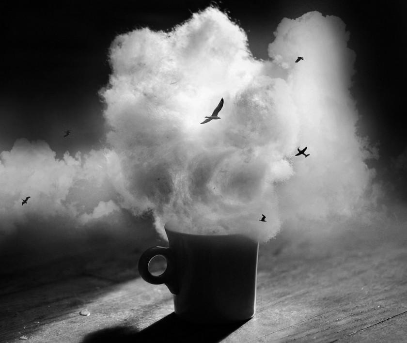 Чёрно-белое сновиденье