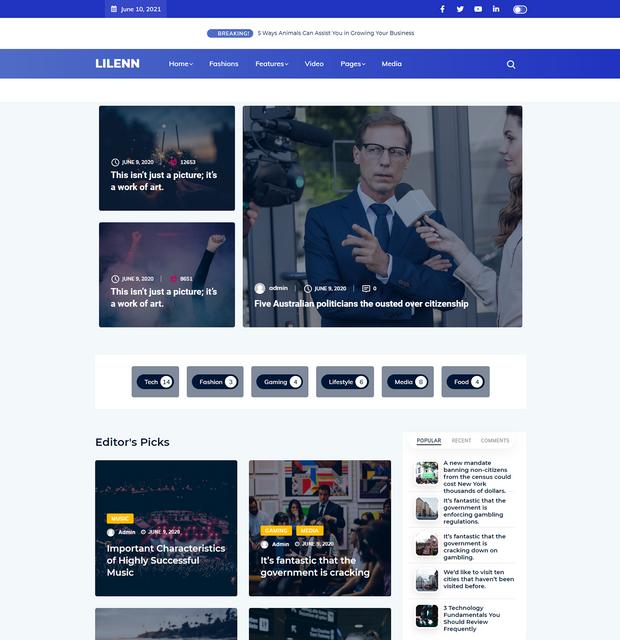 lilenn-corporate