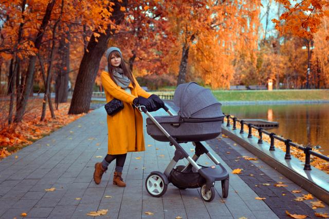 Что нужно новорожденному на первое время осенью