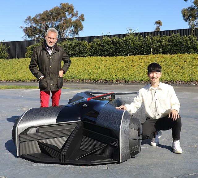 Nissan « GT-R(X) 2050 » : Le Projet D'un Stagiaire Devient Réalité NDA-intern-project-David-JB-16-DEC2020-sq-source