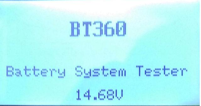 Bt360-avaekraan