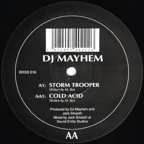 Download DJ Mayhem - Storm Trooper / Cold Acid mp3