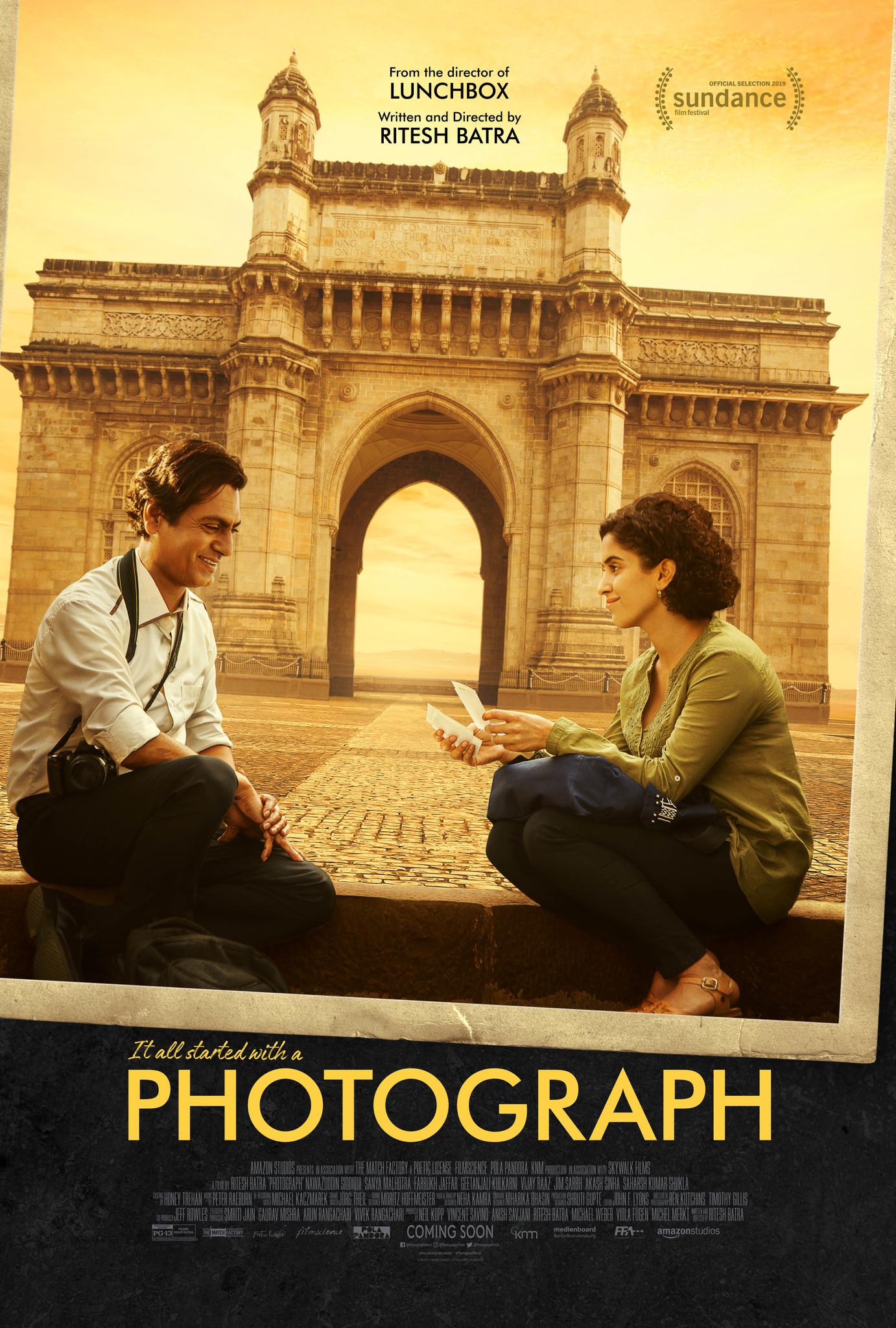 Photograph (2019) Hindi Movie 720p