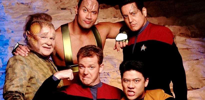 The Rock - Star Trek Voyager