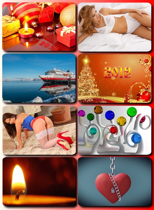 Beautiful Mixed Wallpapers Pack 888