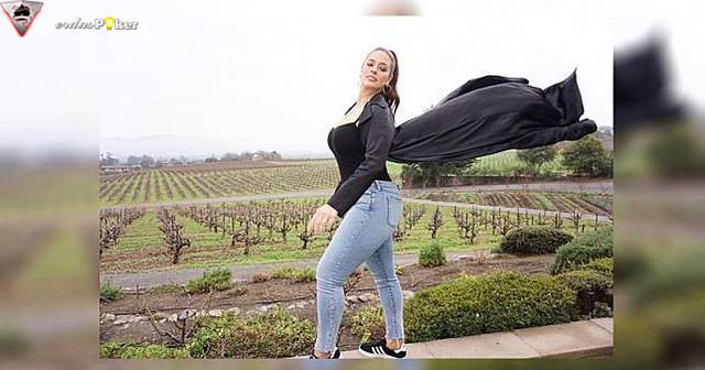 Memiliki Badan Plus Size, Tiru Gaya Berpakaian ala Ashley Graham