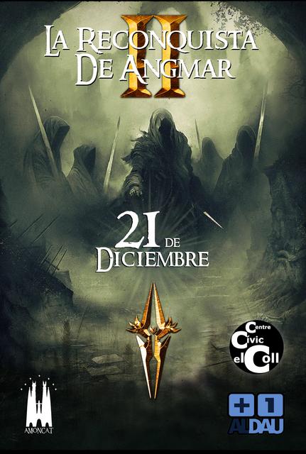Torneo 21dic Barcelona La Reconquista De Angmar Ii Back To