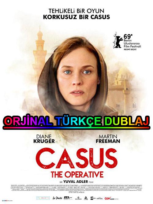 Casus | The Operative | 2019 | BDRip | XviD | Türkçe Dublaj | m720p - m1080p | BluRay | Dual | TR-EN | Tek Link