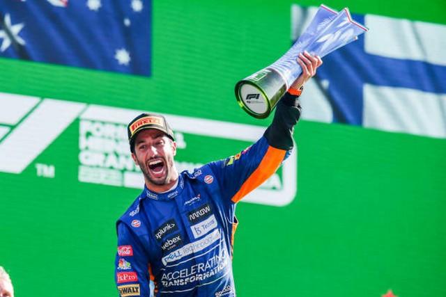 F1 GP d'Italie 2021 : vainqueur Daniel Ricciardo (McLaren) 1339841828