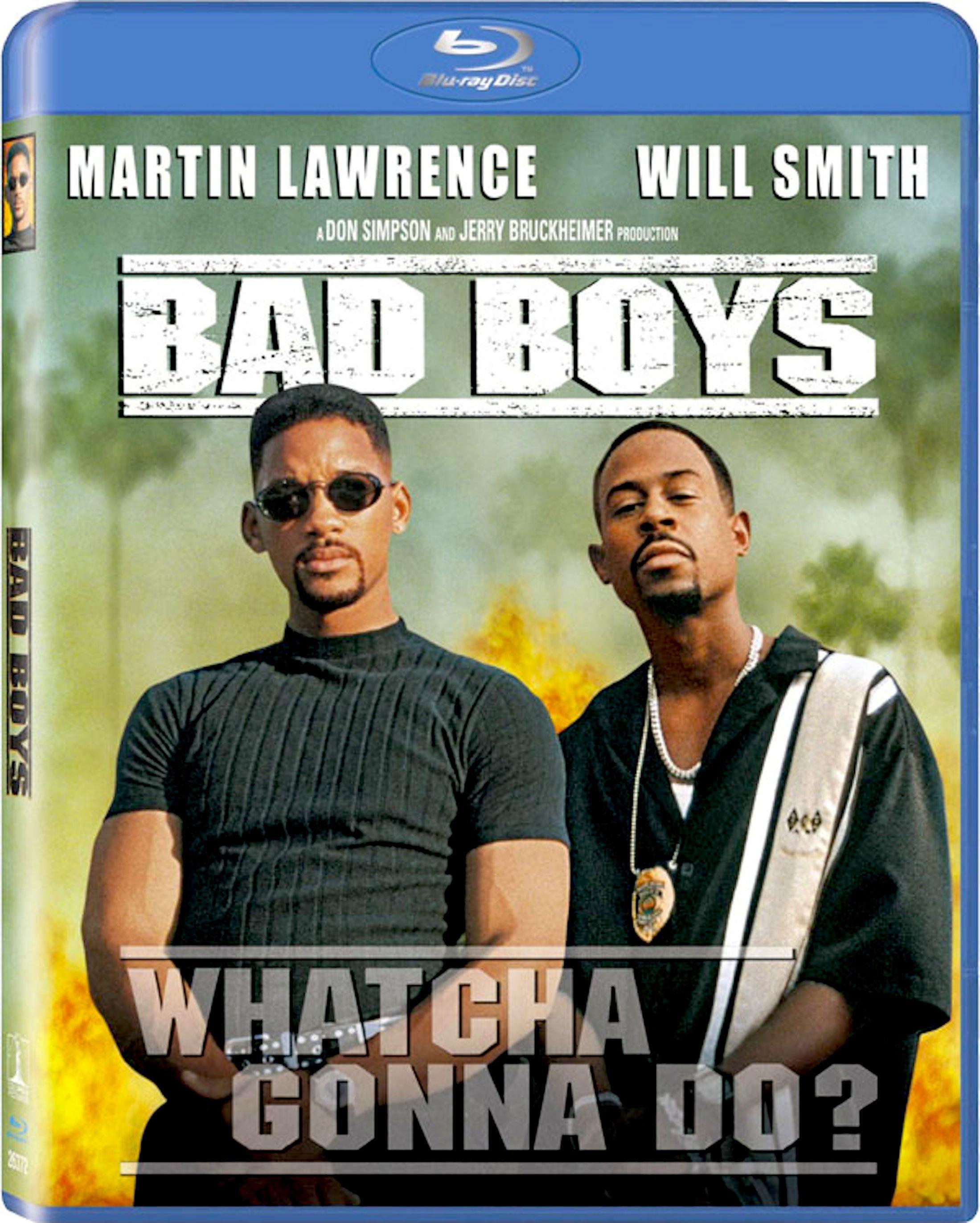 Bad Boys 1995 Türkçe indir