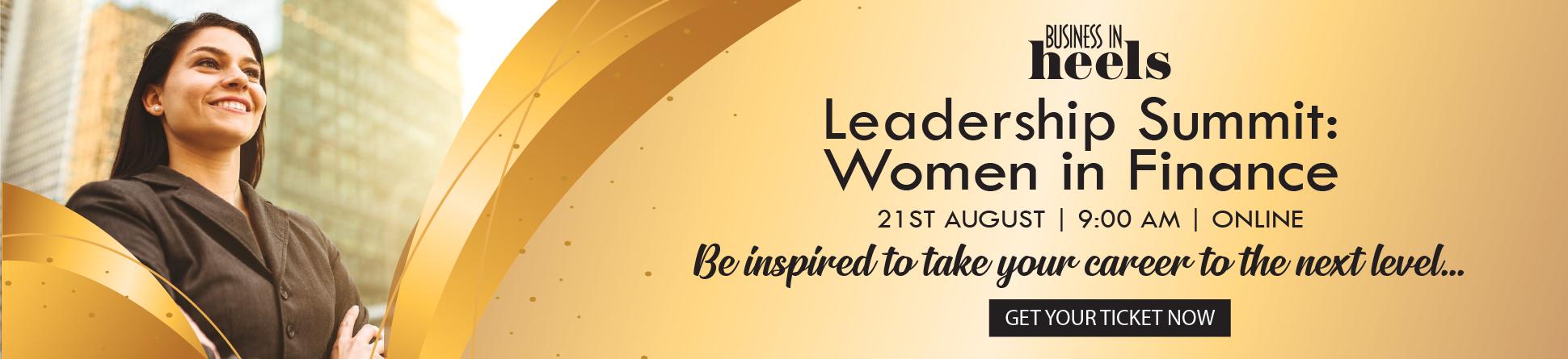 Leadership Summit Women in Finance