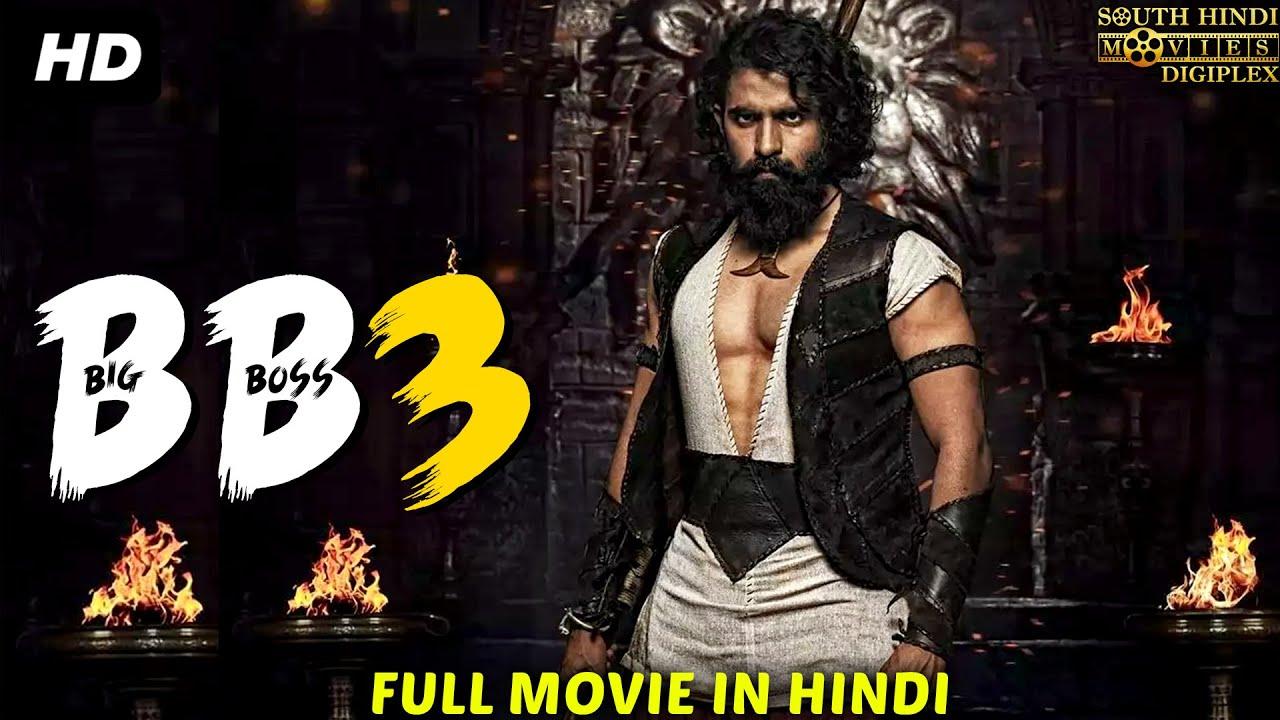 Big Boss 3 (2020) Hindi Dubbed Movie 720p HDRip 1GB MKV