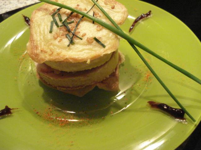 The Benefits of Foie Gras