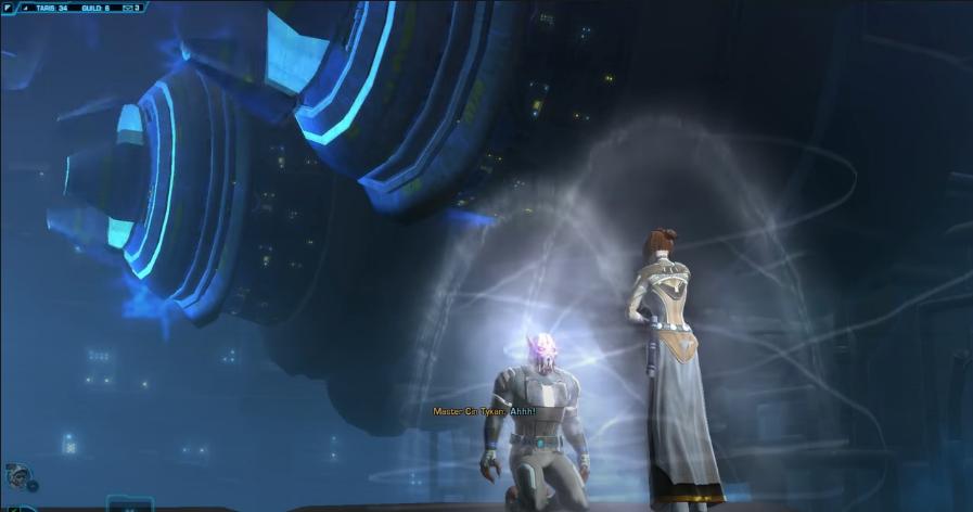 Vaylin runs the Skywalker Gauntlet  - Page 2 Shielding-technique