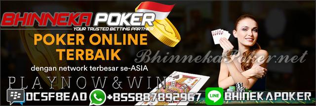 BhinnekaPoker.com | Agen Poker Online Terbaik dan Terpercaya - Page 3 1