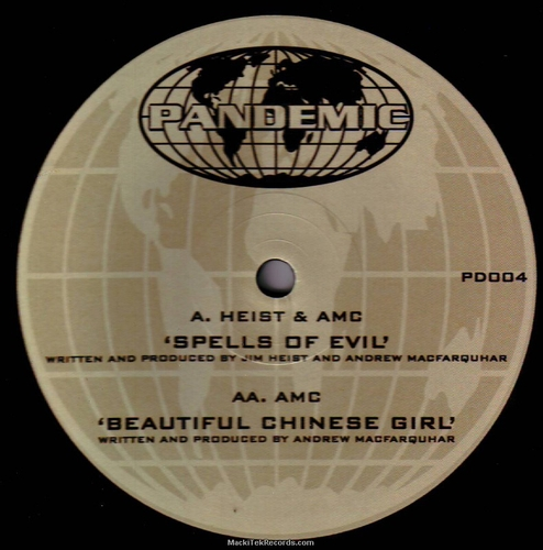 Heist & AMC - Spells Of Evil / Beautiful Chinese Girl