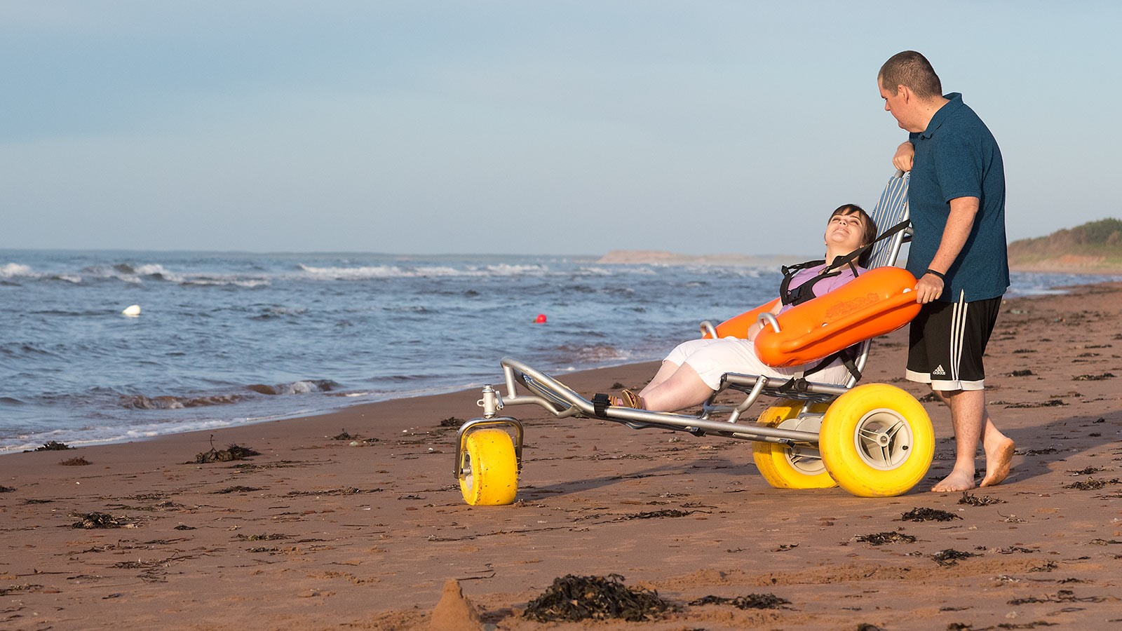 How To Find The Best Beach Wheelchair?