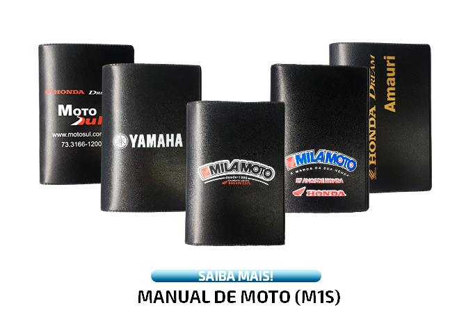 Manual de Moto (M1S)