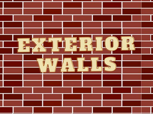 Exterior-walls