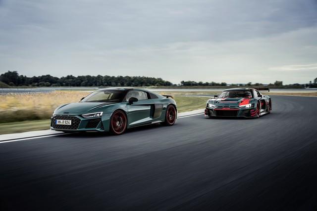 Audi R8 green hell : un hommage au palmarès de l'Audi R8 LMS A205758-medium