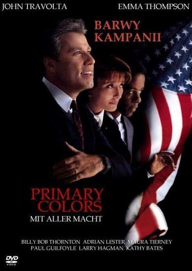 Barwy kampanii / Primary Colors (1998) PL.AC3.DVDRip.XviD-GR4PE | Lektor PL