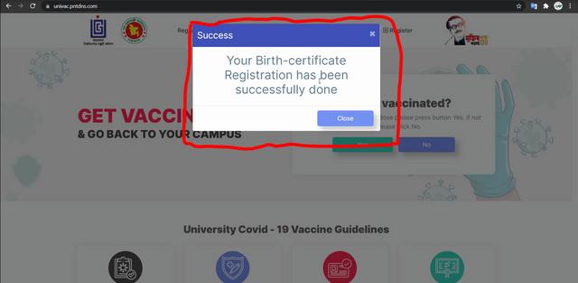 Students Vaccine Registration 10