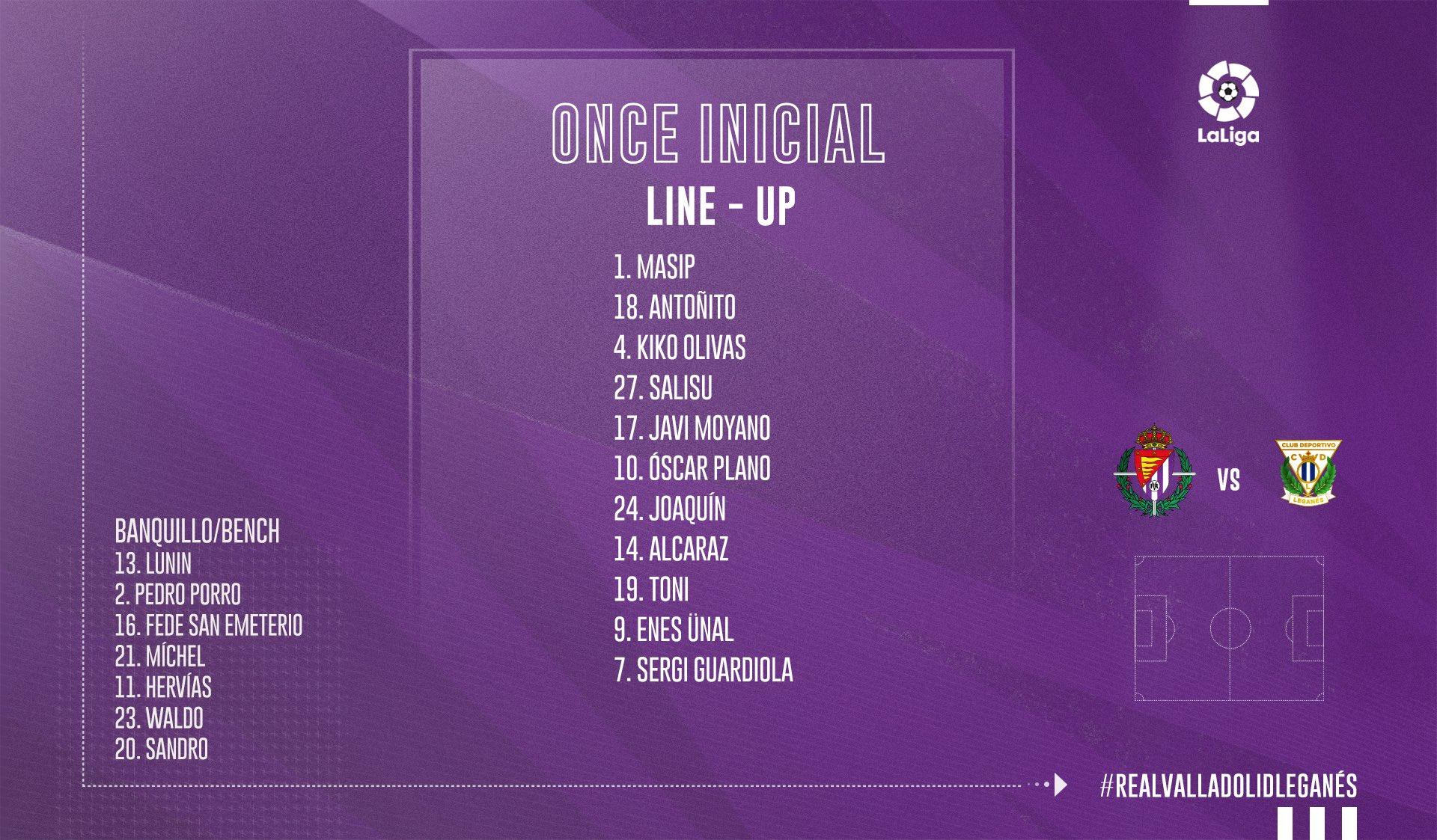 Real Valladolid C.F. - C.D. Leganés. Viernes 3 de Enero. 19:00 - Página 2 IMG-20200103-174654