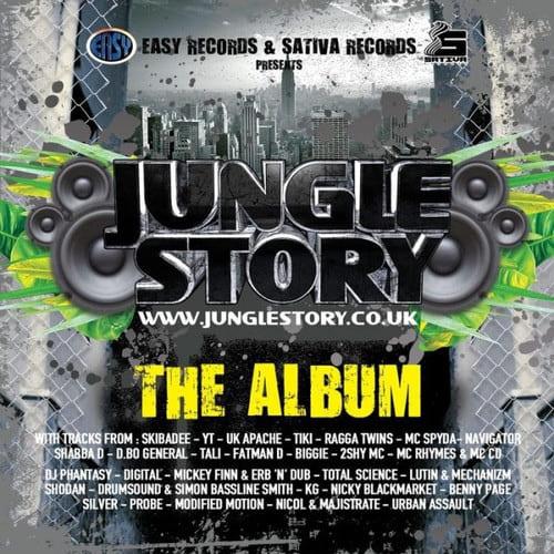 Download VA - Jungle Story: The Album mp3