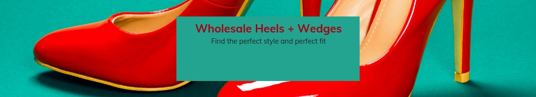 wholesale heels and wholesale wedges shoes