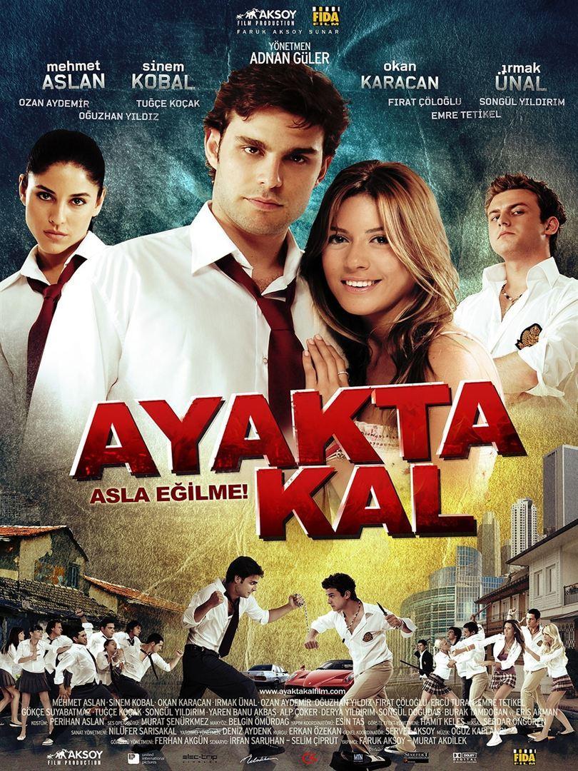 Ayakta Kal (2009) [TR] 1080p AMZN WEB-DL AAC2.0 H.264