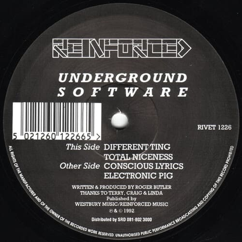 Download Underground Software - Different Ting mp3