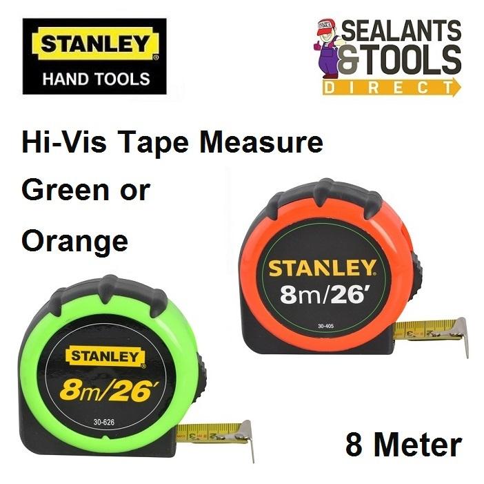Stanley-hi-Vis-8meter-26-feet-tape-measure-XMS14-TAPE8