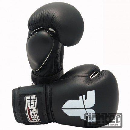 Оригинальные Боксерские перчатки  FIGHTER  КОЖА ( бренд Чехия )
